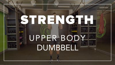 Strength with Jason | Upper Body Dumbbell by Fhitting Room
