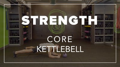 Strength with Rich | Core Kettlebell by Fhitting Room