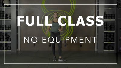 Full Class with Melody | No Equipment by Fhitting Room
