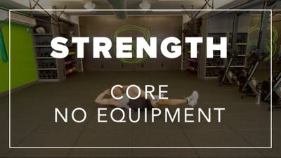 Strength with Eric | Core No Equipment by Fhitting Room