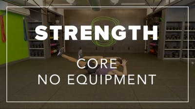 Strength with BLD | Core No Equipment by Fhitting Room