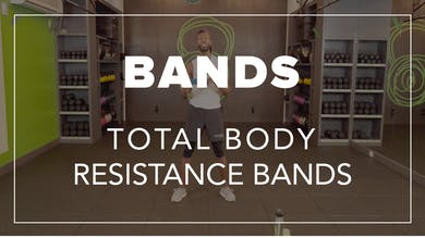 Bands with Simon | Total Body Resistance Band by Fhitting Room