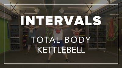 Intervals with Rich | Total Body Kettlebell by Fhitting Room