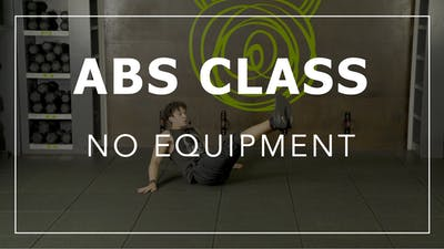 Abs Class with Pierre | No Equipment by Fhitting Room
