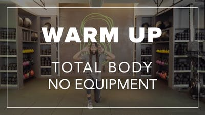 Warm Up with Carlos | No Equipment by Fhitting Room