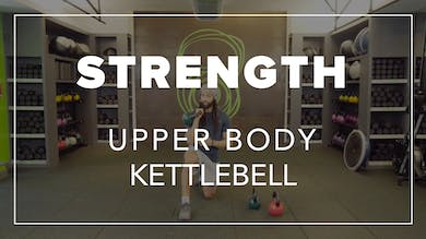 Strength with Carlos | Upper Body Kettlebell by Fhitting Room