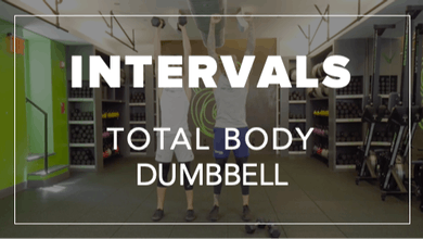 Intervals with Daury + Rich | Total Body Dumbbell by Fhitting Room