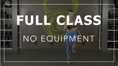 Full Class with Riley | No Equipment by Fhitting Room