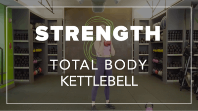 Strength with Mel | Total Body Kettlebell by Fhitting Room