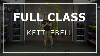 Full Class with Andrew | Kettlebell by Fhitting Room