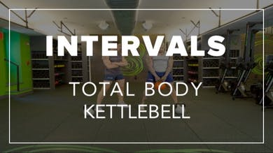 Intervals with Daury + Ben | Total Body Kettlebell by Fhitting Room