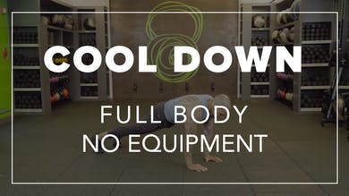 Cool Down with Daury | No Equipment by Fhitting Room
