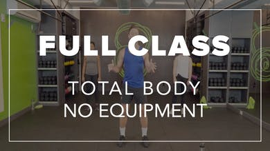 Full Class with Ben | Total Body No Equipment by Fhitting Room