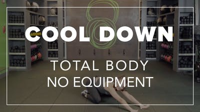 Cool Down with Riley | Total Body No Equipment by Fhitting Room