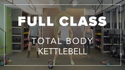 Full Class with Eric | Total Body Kettlebell by Fhitting Room