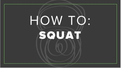 How To: Squat by Fhitting Room