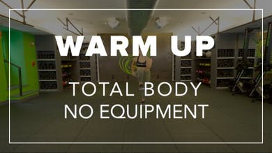 Warm Up with Riley | No Equipment by Fhitting Room