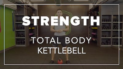 Strength with Rich | Total Body Kettlebell by Fhitting Room