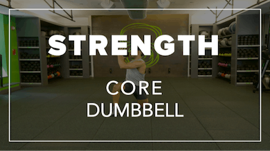 Strength with BLD | Core Dumbbell by Fhitting Room