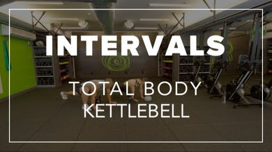 Intervals with Eric + Mel | Total Body Kettlebell by Fhitting Room