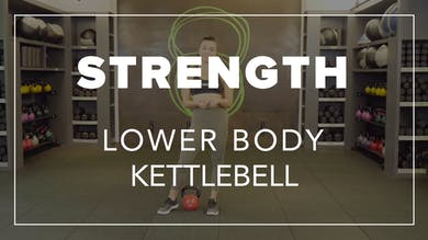 Strength with Riley | Lower Body Kettlebell by Fhitting Room