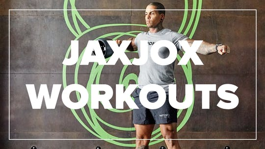 JAXJOX WORKOUTS by Fhitting Room