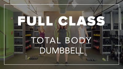 Full Class with Ben | Total Body Dumbbell by Fhitting Room