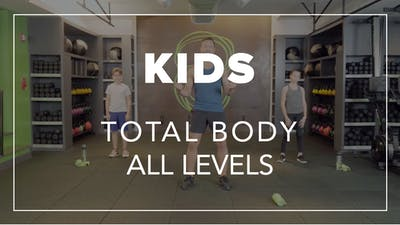 Kids Full Class with Ben | All Levels by Fhitting Room