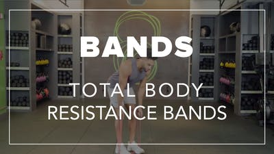 Bands with BLD | Total Body Resistance Band by Fhitting Room