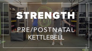 Pre/Postnatal Strength with Farouk | Total Body Kettlebell by Fhitting Room