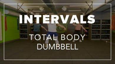 Intervals with Rich | Total Body Dumbbell by Fhitting Room