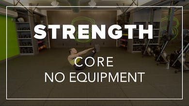 Strength with Mel | Core No Equipment by Fhitting Room