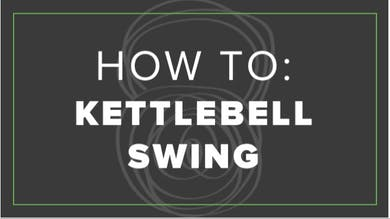 How To: Kettlebell Swing by Fhitting Room