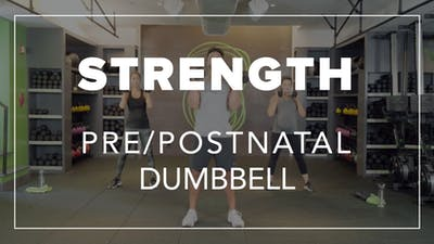 Pre/Postnatal Strength with BLD | Total Body Dumbbell by Fhitting Room