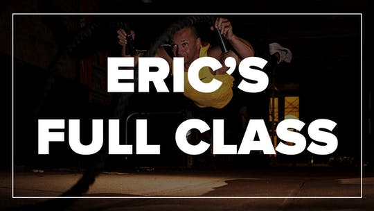 Eric's Full Class by Fhitting Room