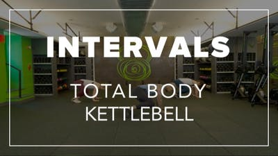 Intervals with Daury | Total Body Kettlebell by Fhitting Room
