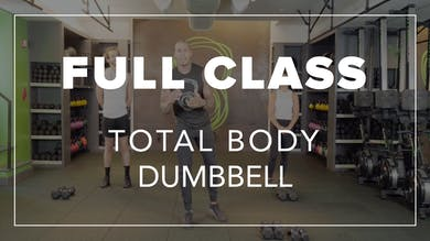 Full Class with Daury | Total Body Dumbbell by Fhitting Room