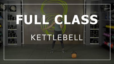 Full Class with Melody | Kettlebell by Fhitting Room