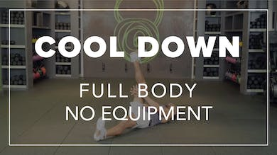 Cool Down with BLD | Total Body No Equipment by Fhitting Room