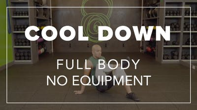 Cool Down with Farouk | Total Body No Equipment by Fhitting Room