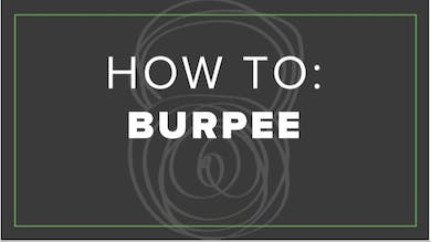How To: Burpee by Fhitting Room