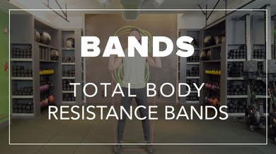 Bands with Ben | Total Body Resistance Band by Fhitting Room