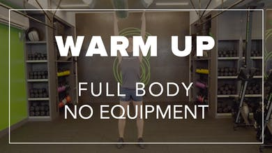 Warm Up with Ben | Total Body No Equipment by Fhitting Room