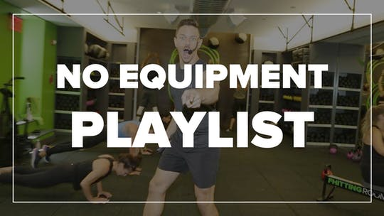 Ben's No Equipment Class Playlist by Fhitting Room