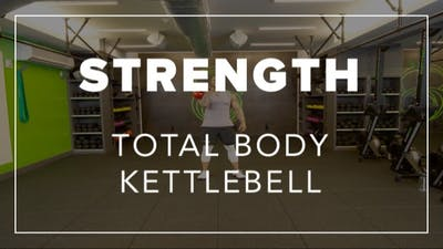 Strength with Dennys | Total Body Kettlebell by Fhitting Room