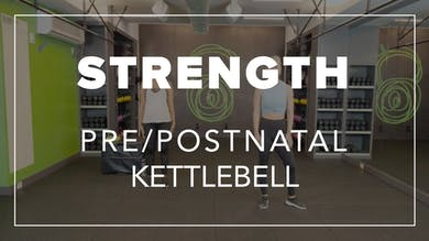 Pre/Postnatal Strength with Kendall by Fhitting Room