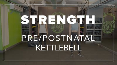 Pre/Post-Natal Strength with Kendall by Fhitting Room