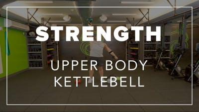 Strength with Eric | Upper Body Kettlebell by Fhitting Room