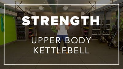 Strength with Simon | Upper Body Kettlebell by Fhitting Room