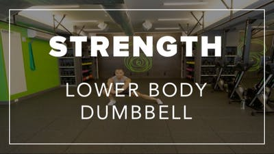 Strength with Eric | Lower Body Dumbbell by Fhitting Room